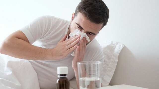 درمان خانگی سرماخوردگی2