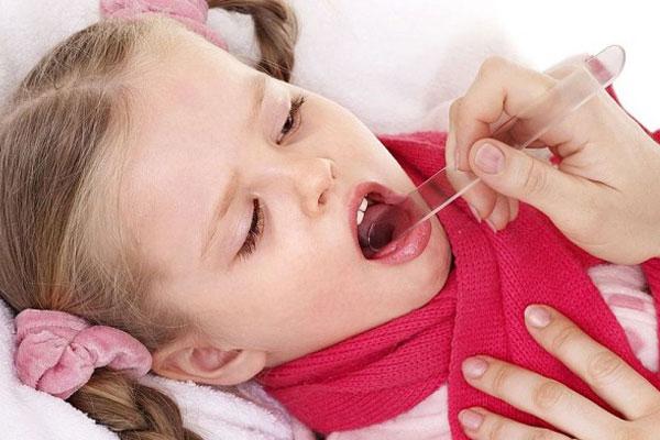 علائم التهاب لوزه