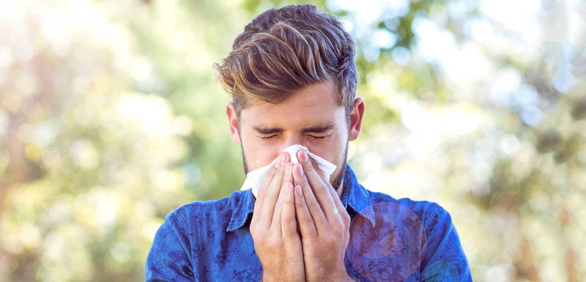 علائم آلرژی