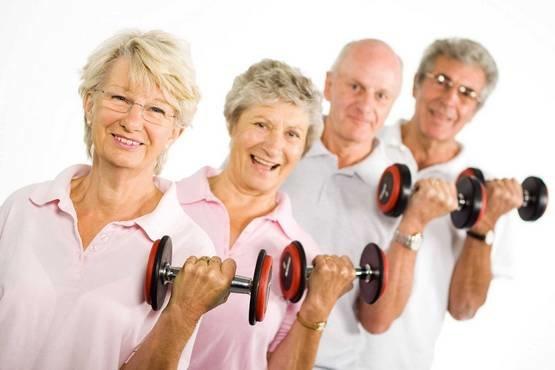 تاثیر ورزش در درمان پوکی استخوان