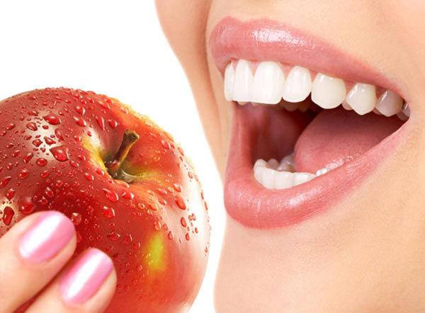 خوردن سیب روزانه