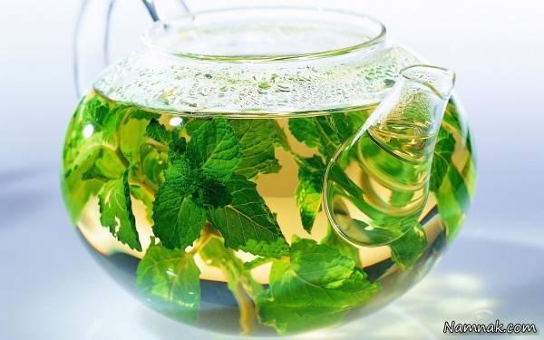 موارد استفاده از چای پونه و فواید دمنوش این گیاه :