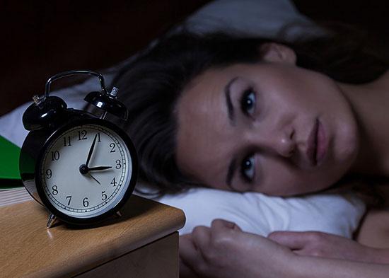 درمان خانگی بی خوابی