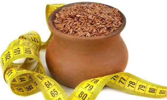 مصرف تخم کتان و کاهش وزن